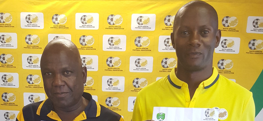 Draw conducted for SAFA mini-playoffs in the Nedbank Cup