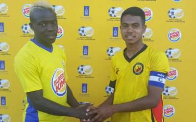 Gauteng and Santos to contest final of SAFA-Burger King u19 Men's Championship