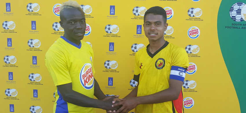 Gauteng and Santos to contest final of SAFA-Burger King u19 Men's Championship