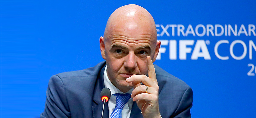 FIFA unanimously agree to increase WC to 48 teams