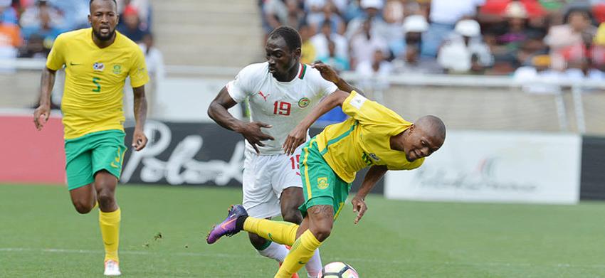 Bafana Bafana, Super Eagles in direct shootout of 2019 AFCON