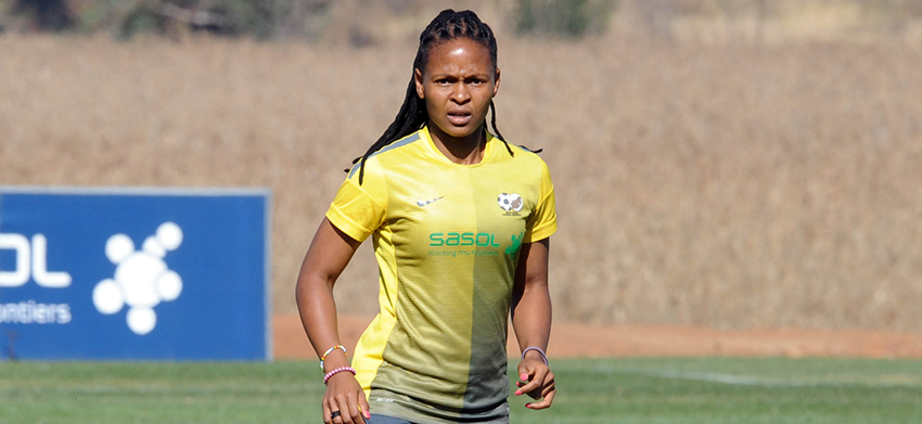 Dlamini and Theledi replace Nyandeni and Barker