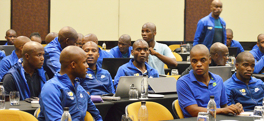 SAFA to hold mid-season workshop for Referees and Match Commissioners