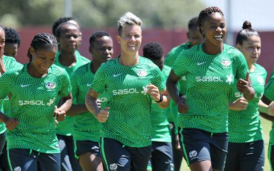 Banyana Banyana can hold their own against France – Hilton Smith
