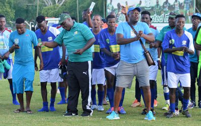 Acornbush United through to last 32 of the 2016/17 Nedbank Cup