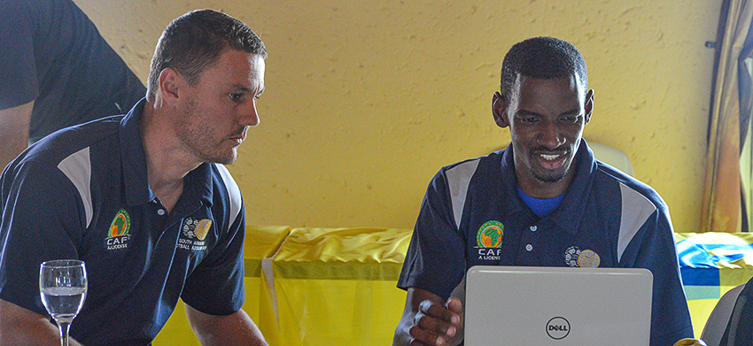 36 upcoming coaches undertake SAFA-CAF A license coaching course
