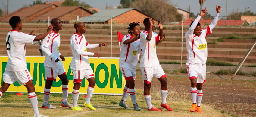 Giants against minnows in Nedbank Cup draw