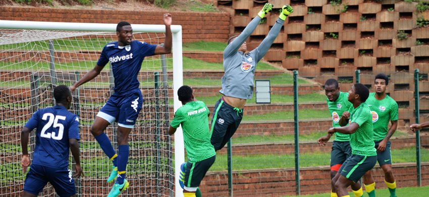Amajita conclude first phase of training camp