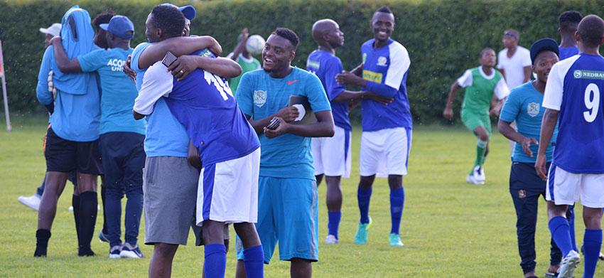 SAFA Nedbank Cup 8 qualifiers confirmed