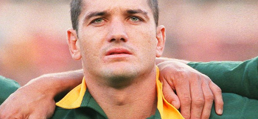 Dr Jordaan joins in mourning rugby great Joost