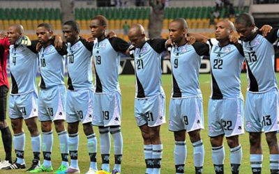 Bafana Bafana faces Botswana in CHAN 2018 qualfiers