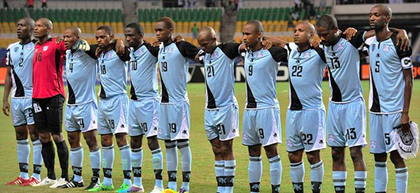 Bafana Bafana faces Botswana in CHAN 2018 qualfiers