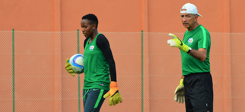 SAFA to host Goalkeeper's Coaching Course