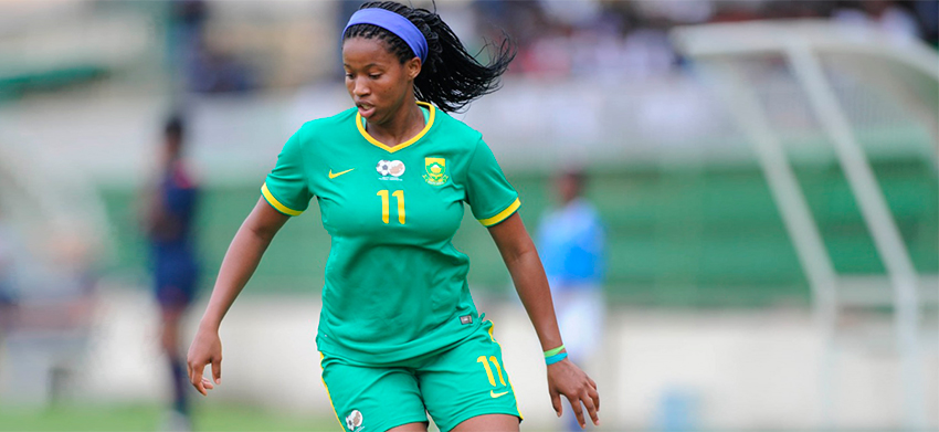 Banyana Banyana will benefit more from Van Wyk's move – Seoposenwe