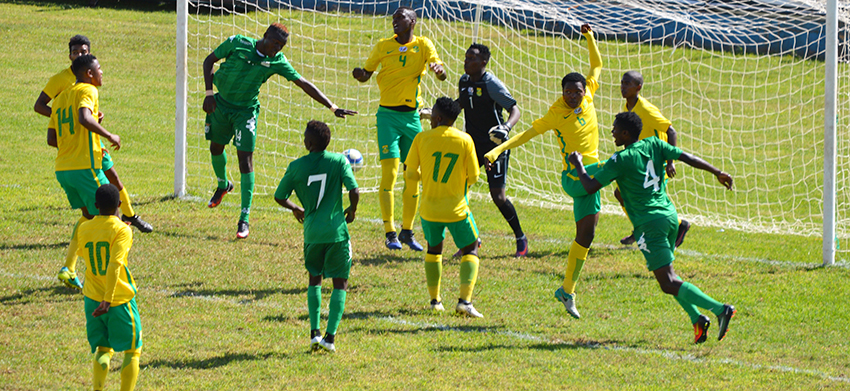 Amajita go down to Zambia in a friendly match
