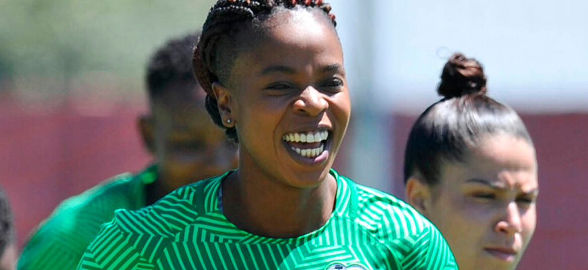 Banyana Banyana Striker Signs for German Club