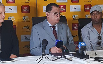 Radebe and McCarthy to help find new Bafana Bafana coach