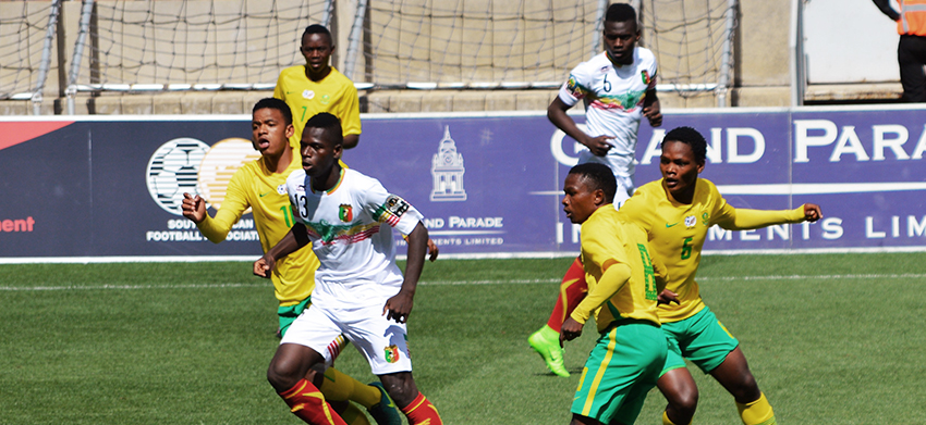 Amajita, Mali share spoils in friendly