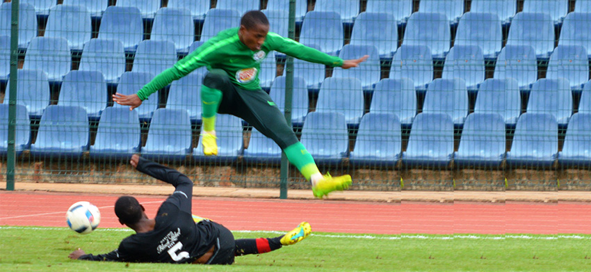 Amajita beat Pirates MDC team in practice match
