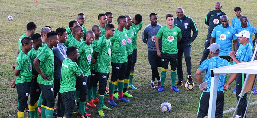 Amajita change tournament base from Ndola to Kitwe