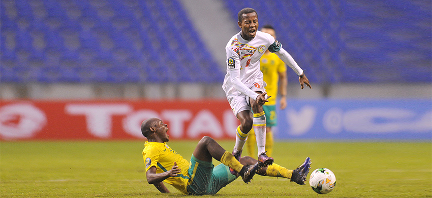 Amajita lose from a winning position against Senegal