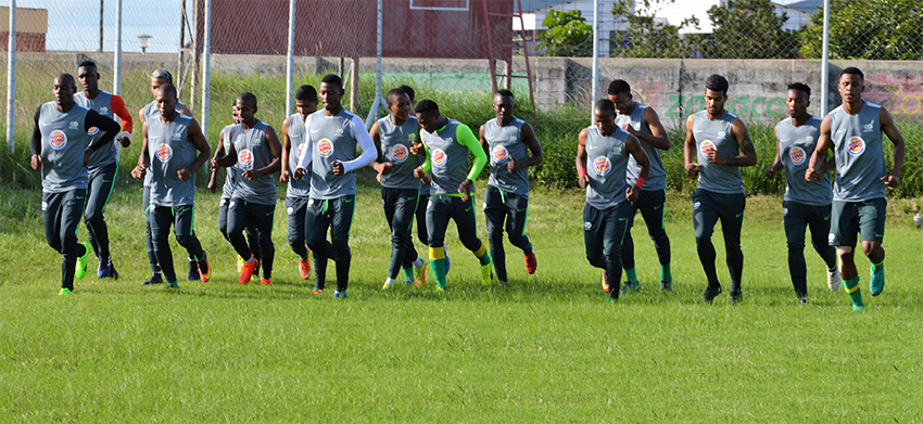 Senong makes three changes against Young Chipolopolo
