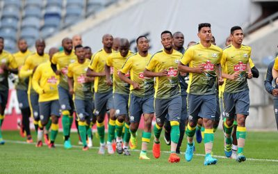 Bafana squad to face Guinea-Bissau and Angola announced