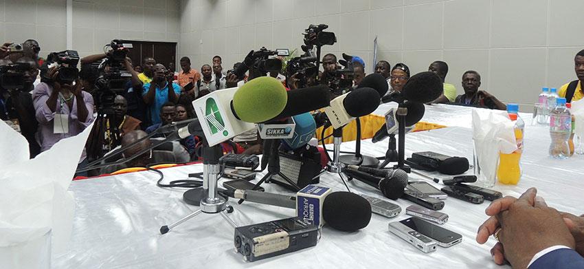 MEDIA SCHEDULE: South Africa vs Guinea-Bissau