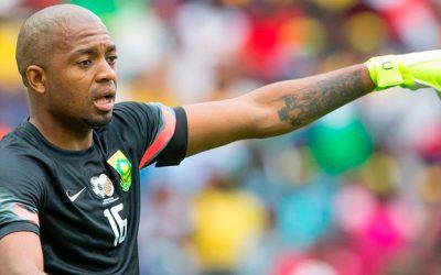Khune to captain Bafana Bafana vs Guinea-Bissau and Angola