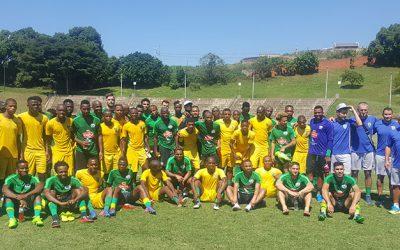 Bafana Bafana defeat Golden Arrows in a practice match