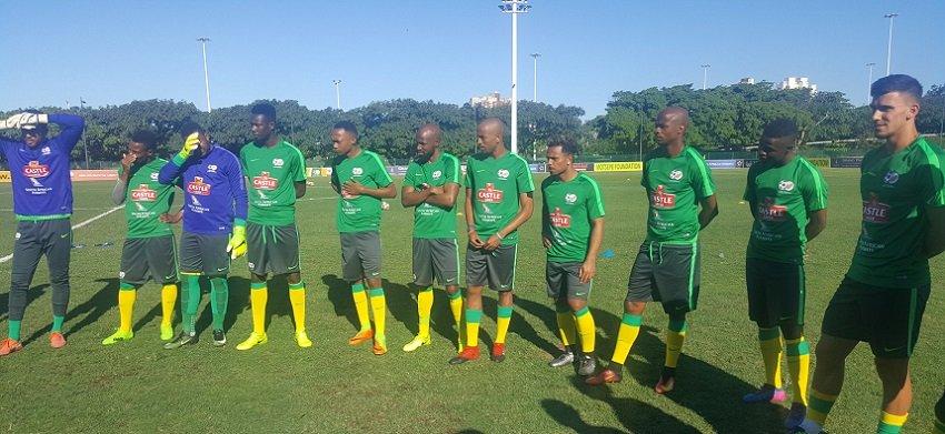 Erasmus, Tau and Jali heroes of Bafana Bafana good win