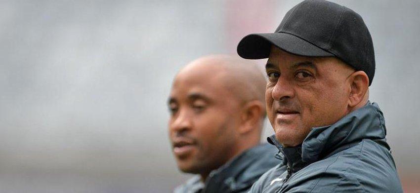 Da Gama announces starting 11 to face Guinea-Bissau