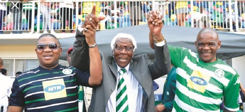 SAFA President mourns Dr Petrus Molemela