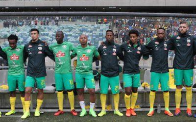 Da Gama makes wholesale changes for Angola clash, Jali captain