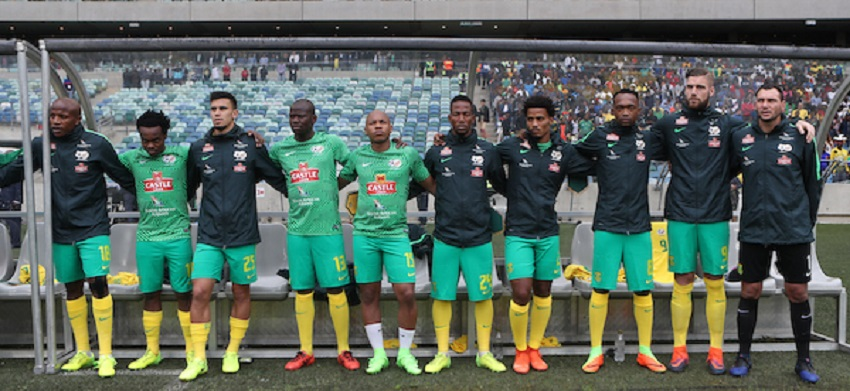 Da Gama makes wholesale changes for Angola clash, Jali captain