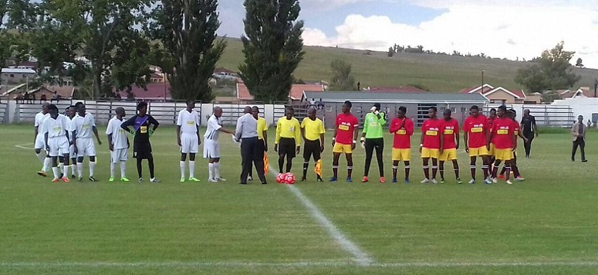 Two Horse race in Eastern Cape ABC Motsepe League