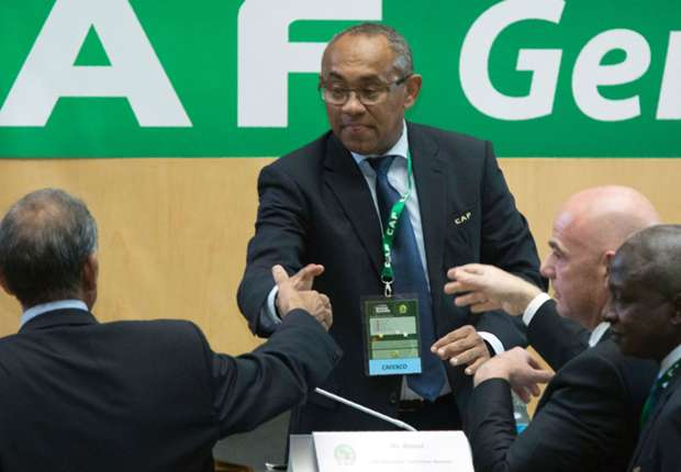 CAF President to attend COSAFA meeting in Johannesburg