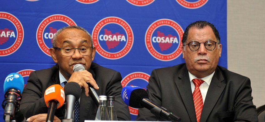 Hectic period for SAFA boss