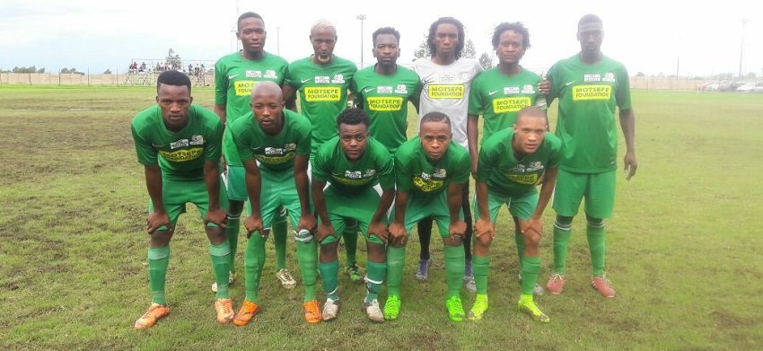 Super Eagles maintain four-point lead in Free State