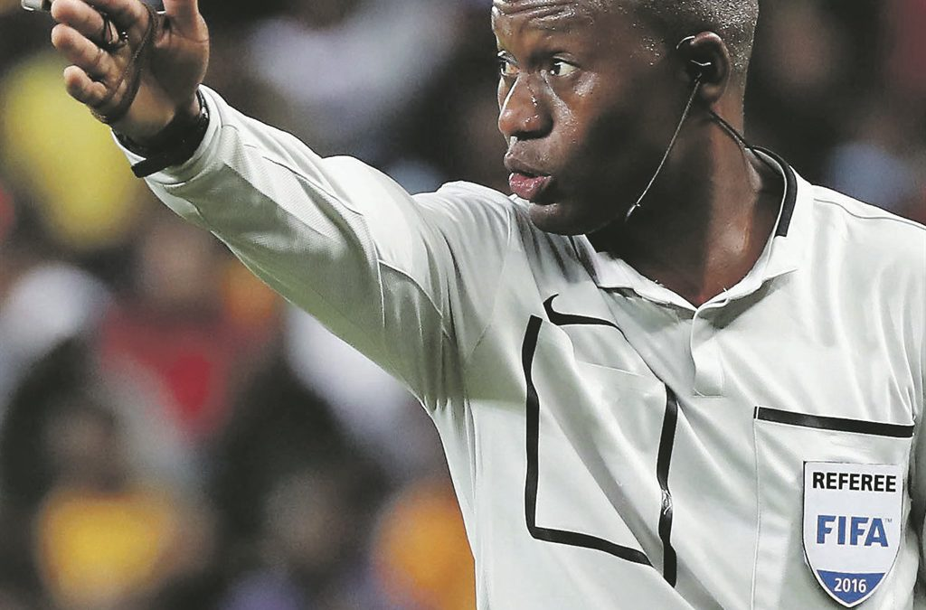 South African trio to officiate in CAF Confed Cup tie