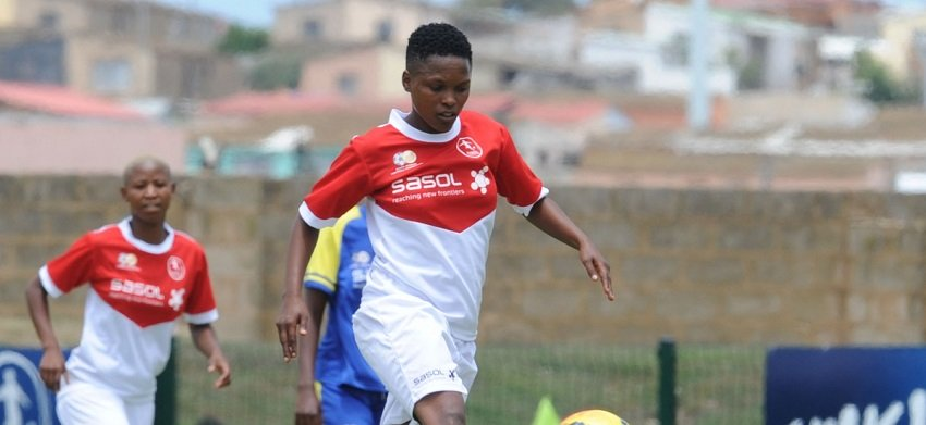 Women's football back in focus as the Sasol League kicks off