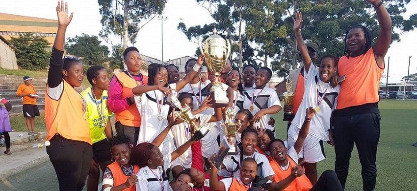 Future of women's football looks bright – Ellis