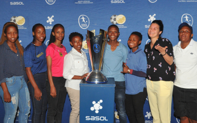 Sasol League Captains Inspired to be #Limitless