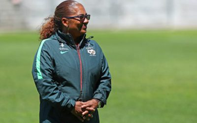 Ellis wishes Basetsana well in U20 WC qualifier