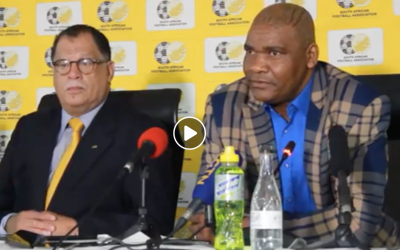Bafana Bafana coach discusses upcoming qualifiers