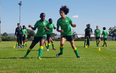 Dludlu names 20-woman squad to face Zambia in opening World Cup qualifier