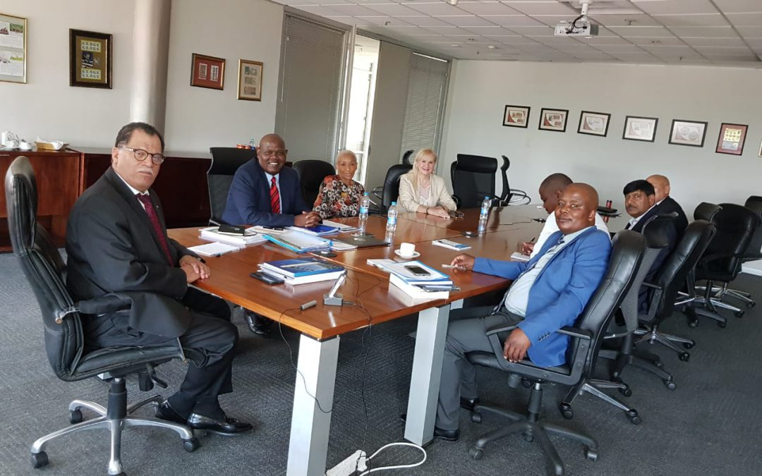 International Relations Affairs meet to discuss variety of issues
