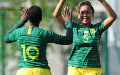 Bantwana begin 2020 U-17 World Cup qualifiers