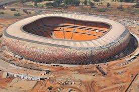 South Africa Welcomes FIFA's $1 billion stadium plan