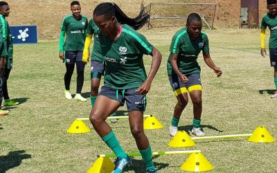 BANYANA BANYANA players leading the way with goals in opening season of SWNL